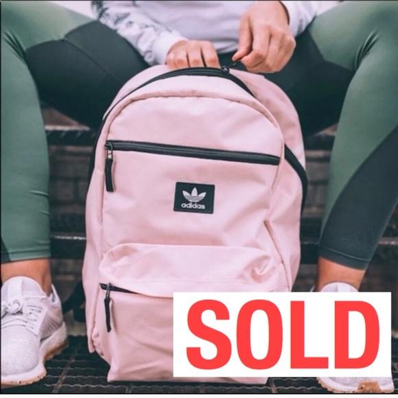 ❌❌SOLD ⭕ NWT Adidas Originals School Backpack b5e9582469164